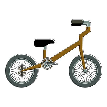 Icona della bicicletta Archivio Fotografico - 91859717
