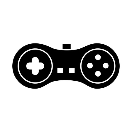 controller video game icon image vector illustration design Vettoriali