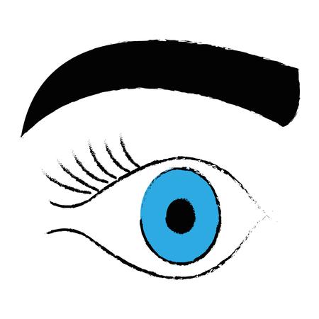 Eye icon. Stock fotó - 92178988
