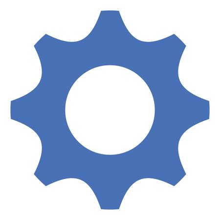 Gear machine isolated icon vector illustration design. Фото со стока - 92203874