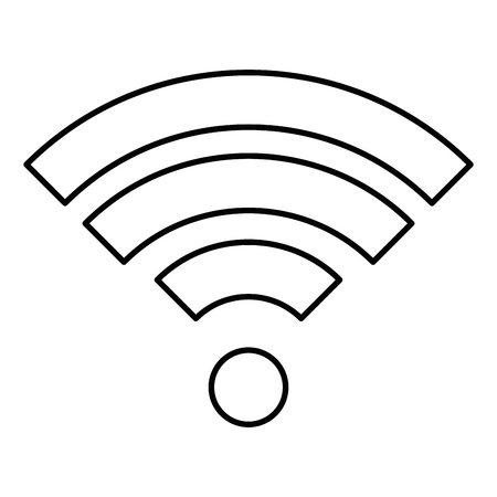 Wifi signal Illustration
