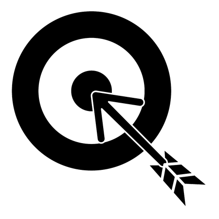Arrow of growth icon vector illustration design 向量圖像