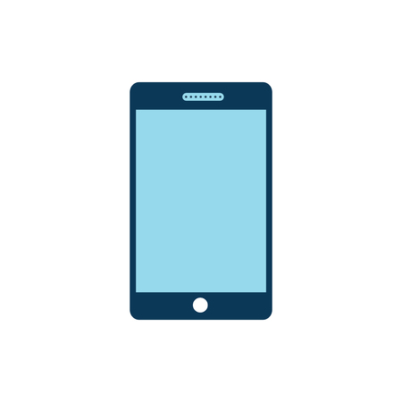 Mobile phone icon. Иллюстрация