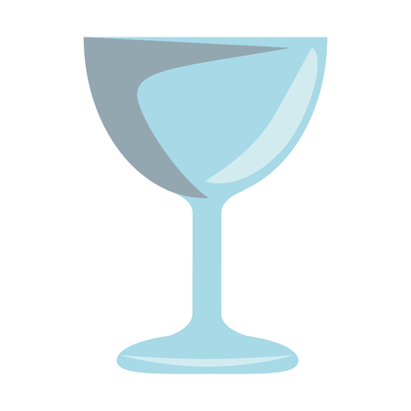 Chalice cup isolated icon illustration design.