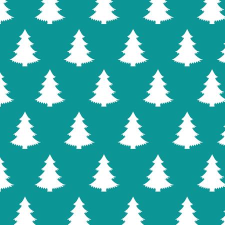 Pine tree plant icon illustration design.
