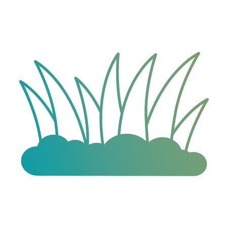 plants cultivated isolated icon vector illustration design Ilustração