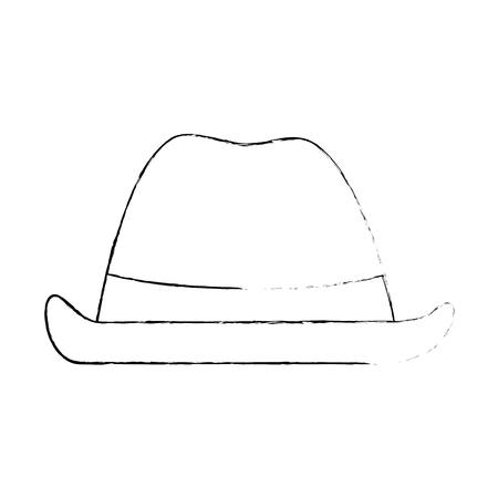 모자 아이콘 일러스트