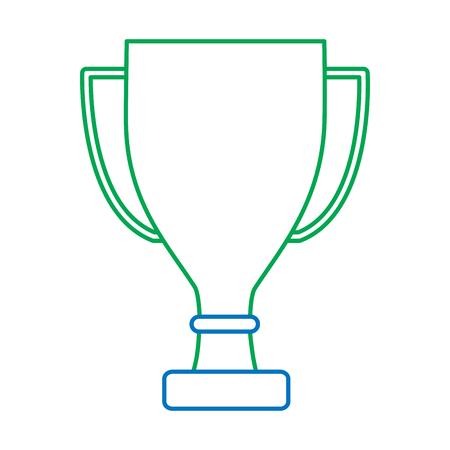 trophy cup icon image vector illustration design Stock fotó - 92272766