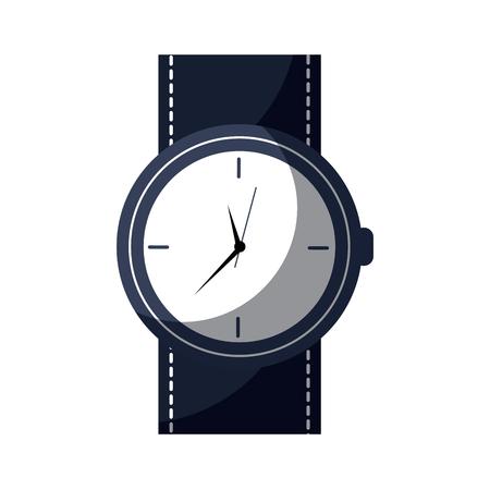 ラウンド腕時計アクセサリータイムファッションアイコンベクトルイラスト 写真素材 - 92281359