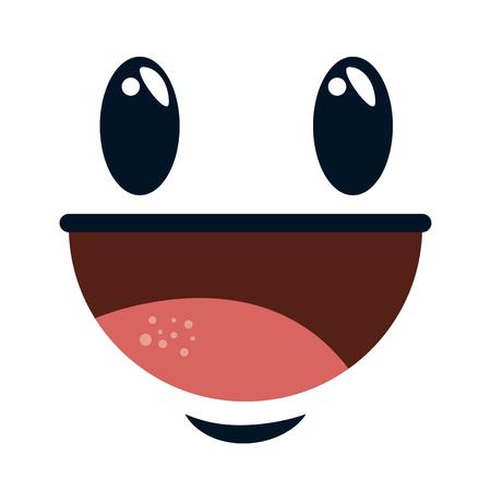 행복 한 그림 문자 그림 디자인입니다.
