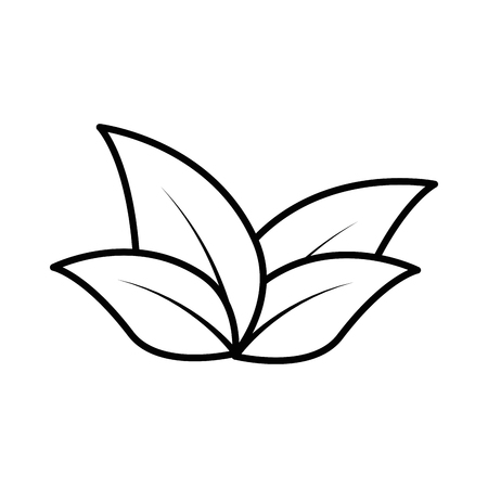 Plants cultivated isolated icon vector illustration design.