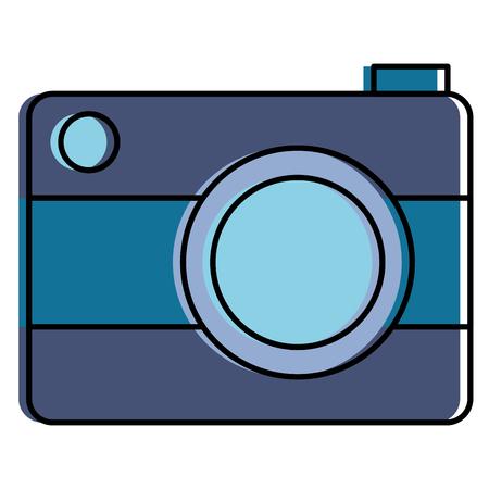 photographic camera isolated icon vector illustration design Stok Fotoğraf - 92415394
