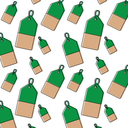 Prix ou cadeau étiquette modèle image vector illustration design. Banque d'images - 92501983