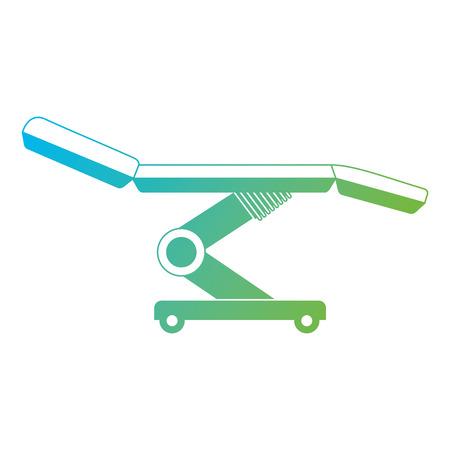 Dental Bahre isoliert Symbol Vektor-Illustration , Design , Standard-Bild - 92522322