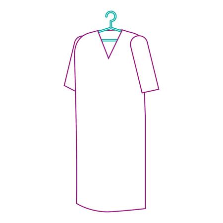 Patienten Pinsel hängen Symbol Vektor-Illustration Design Standard-Bild - 92514001