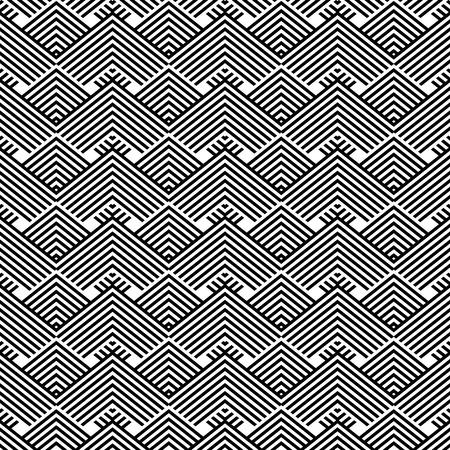 형상 선 패턴 배경 디자인 일러스트 레이 션.