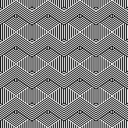 Geometric lines pattern background vector illustration design.