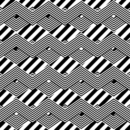geometric lines pattern background vector illustration design
