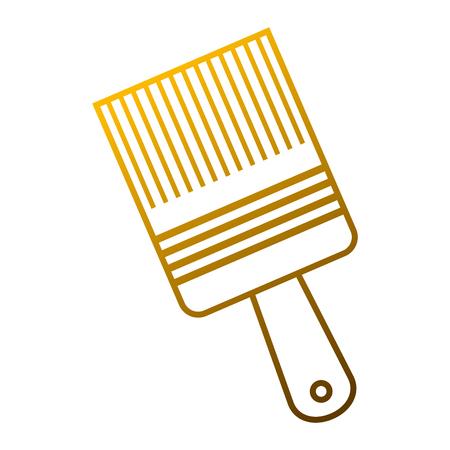Paint brush tool