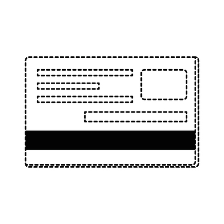 credit cards isolated icon vector illustration design