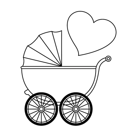 97 Jogging Baby Stroller Cliparts Stock Vector And Royalty Free