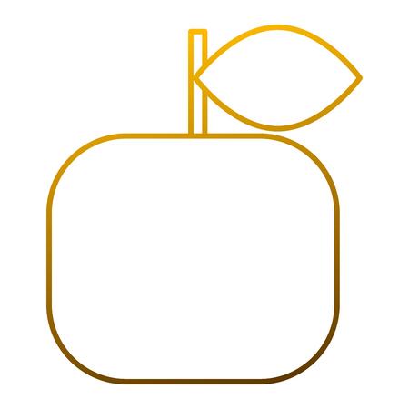 Ilustración de vector de fruta naranja Foto de archivo - 93279815