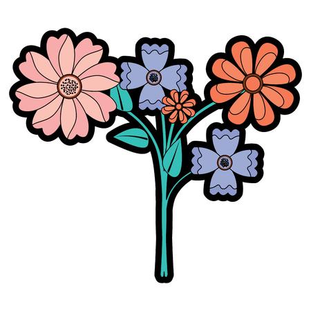 Floral arrangement naturel décoration Banque d'images - 93472711