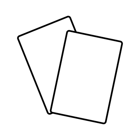 documents papers blank icon image vector illustration design