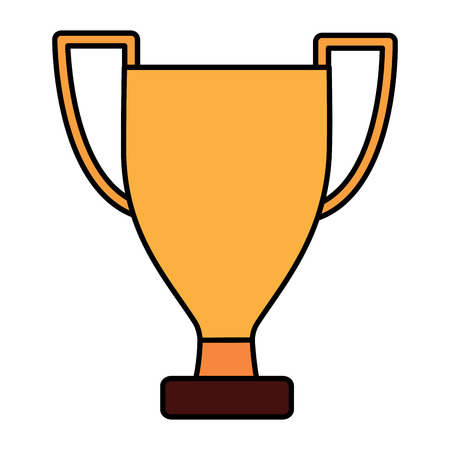 trophy cup icon image vector illustration design Stock fotó - 93454974
