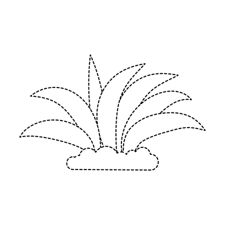 Plant cultivated isolated icon vector illustration design. 向量圖像