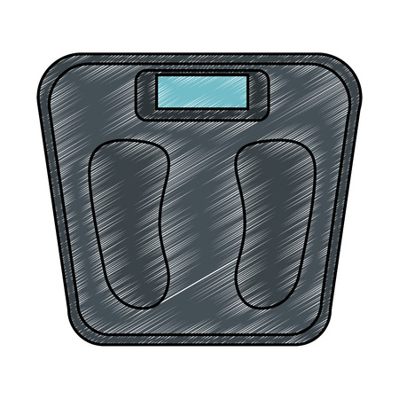 scale weight measure icon vector illustration design Stock fotó - 93567577