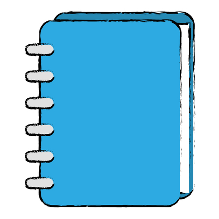 Note book isolated icon vector illustration design Illustration