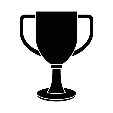 trophy cup championship award vector illustration design Illustration