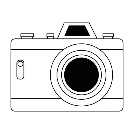 camera photographic isolated icon vector illustration design Stok Fotoğraf - 93755877