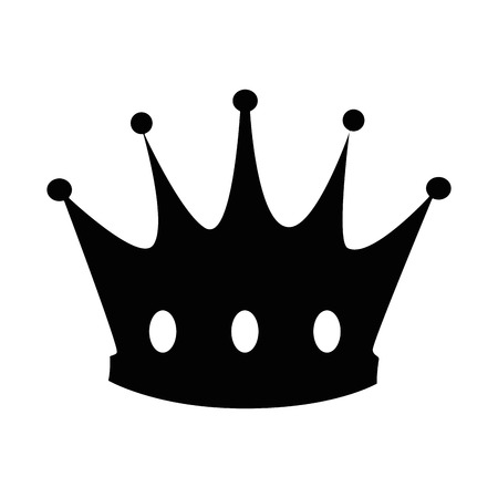 king crown isolated icon vector illustration design Фото со стока - 93735843
