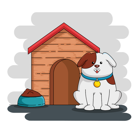 pet shop set icons vector illustration design