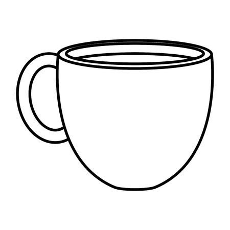 커피 컵 아이콘 벡터 일러스트 디자인