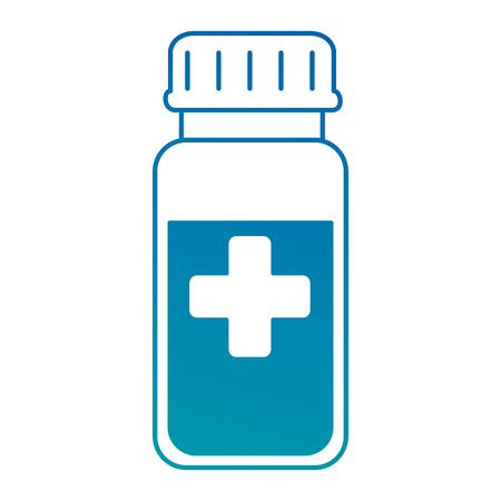 bottle drugs isolated icon vector illustration design Фото со стока - 94149557