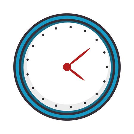 time clock isolated icon vector illustration design 版權商用圖片 - 94216434