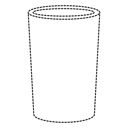 소다 유리 절연 아이콘 벡터 일러스트 디자인