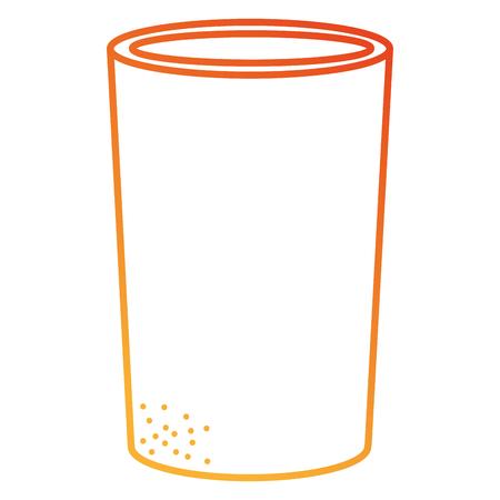 ソーダガラス絶縁アイコンベクトルイラストデザイン