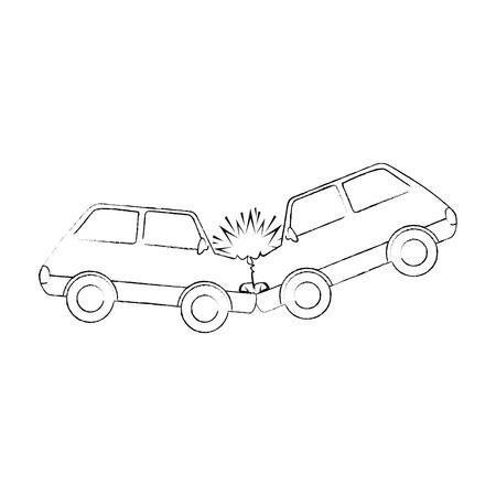 1420 Car Crash Injury Stock Illustrations Cliparts And Royalty
