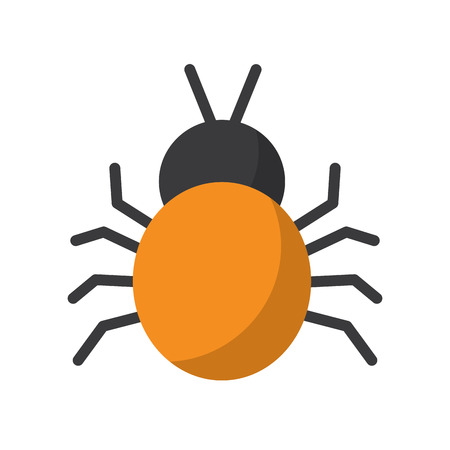 insect bug icon image vector illustration design