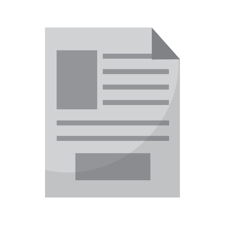 Paper document icon
