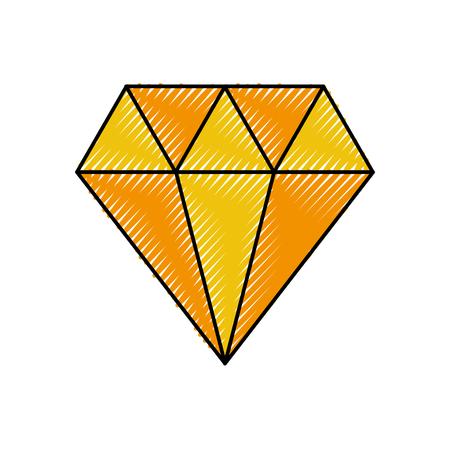 luxury diamond isolated icon vector illustration design 版權商用圖片 - 94919262