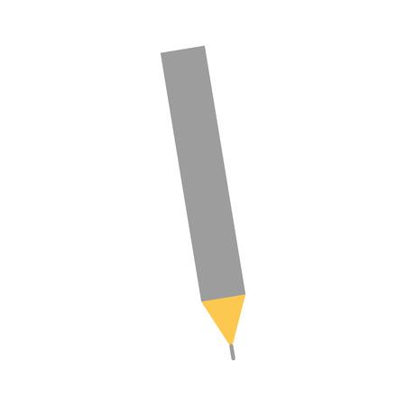 office pen isolated icon vector illustration design