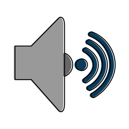 Speaker volume icon