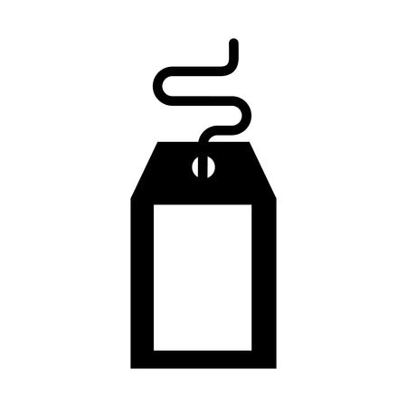 TIquette commerciale isolé icône vector illustration design Banque d'images - 94942144