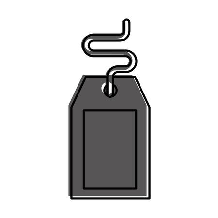 TIquette commerciale isolé icône vector illustration design Banque d'images - 94942824