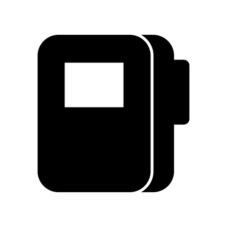 folder documents isolated icon vector illustration design Иллюстрация